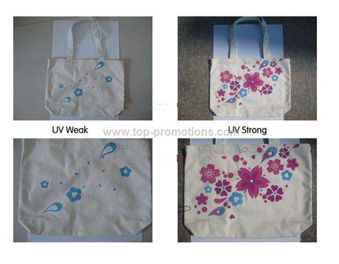 UV Color Changing Shopping Bag