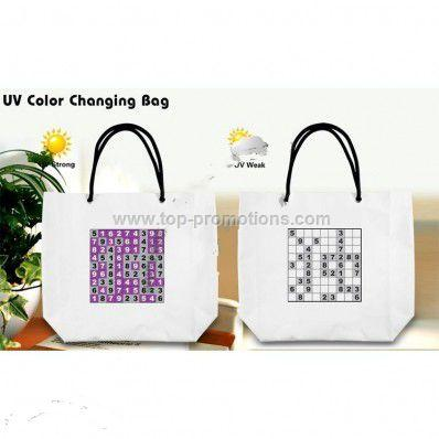 Color Changing Tote Bag