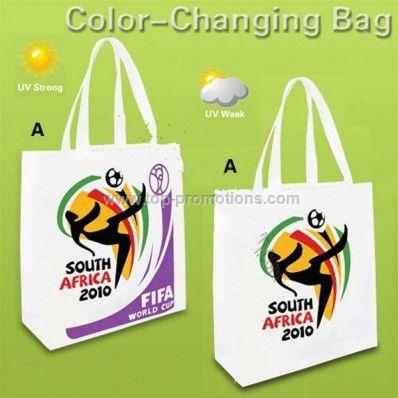 Color Changing Shopping Bag