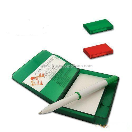 Multifunctional Note pad