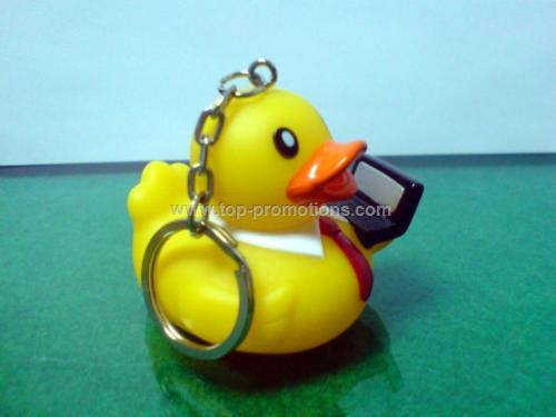 Rubber duck w/o keyring