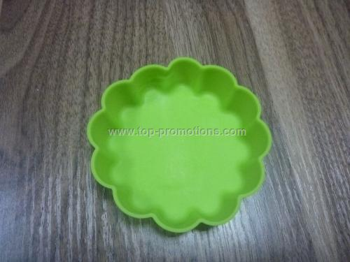 eco-friendly and nontoxic silicone cake mould