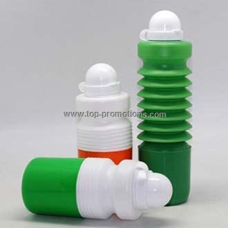 600ml Collapsible water bottle