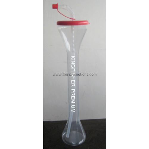 20oz Plastic Yard Glass