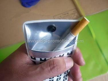 cigar ashtray bag
