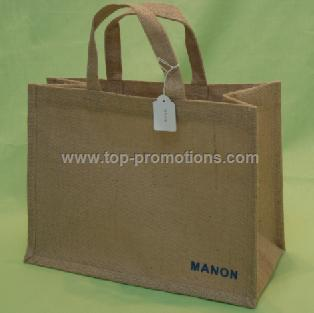 2011 Fashion Jute Shopping Bag