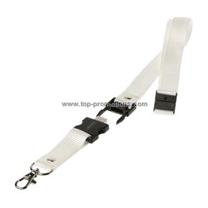 USB Lanyards with Safety Breakaway