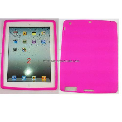 Silicone Skin Cover Case for iPad 2