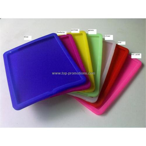 For apple Ipad silicone skin case cover
