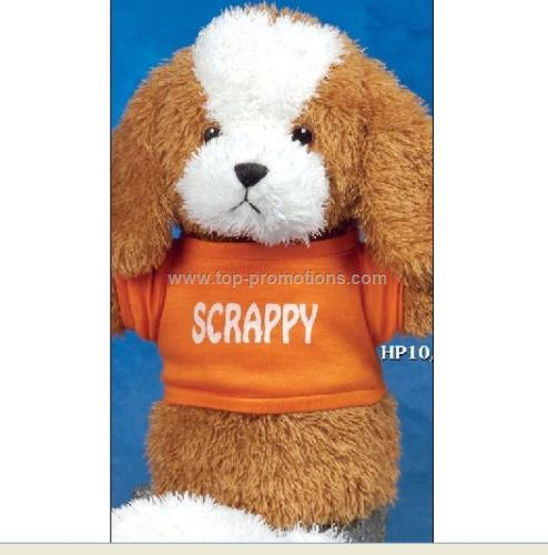 10 is Handy Logo Puppy Puppet