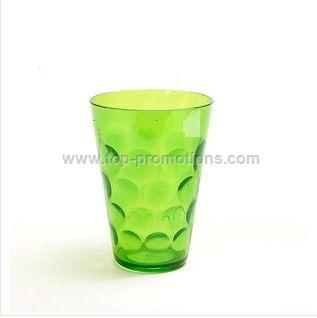 Smooth 16 oz. plastic cup