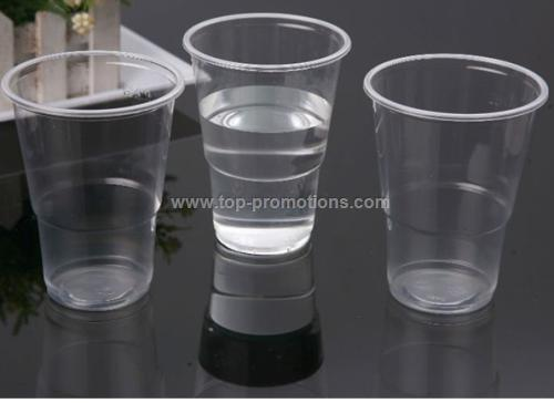 12oz clear plastic cup