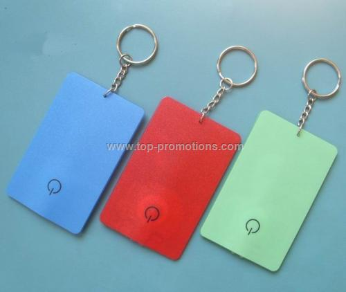 Pocket Light keyring