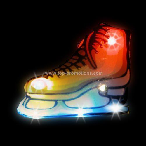 LED Light-Up Magnet - Skate