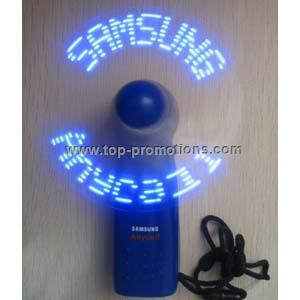 Hand Mini LED Fan