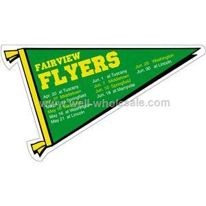 Pennant Sports Schedule - Four Color Process