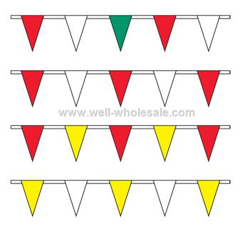 Polyethylene Pennant Strings