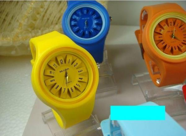 2012 hot sell Watch. jelly watch