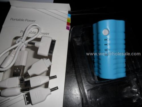 2012 New Portable Power Source for Mobile Phone