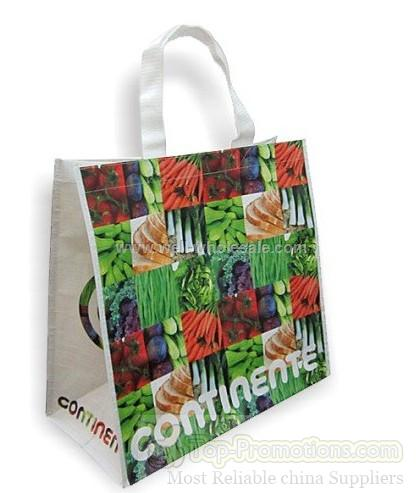 Recycled non woven tote bag