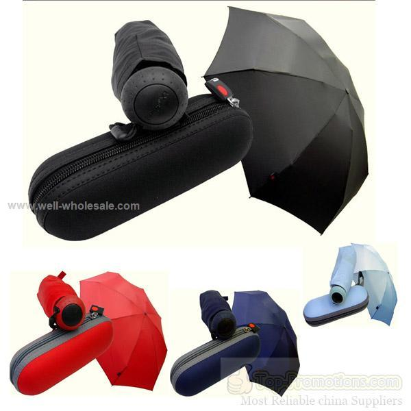 Promotion deluxe folding umbrella