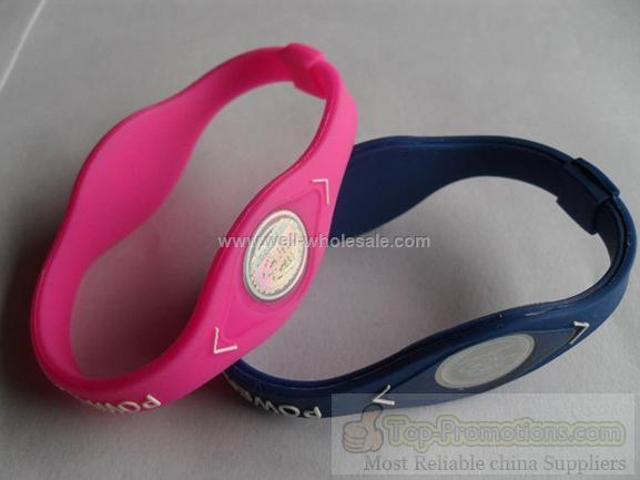 2012 promotion silicone wristband