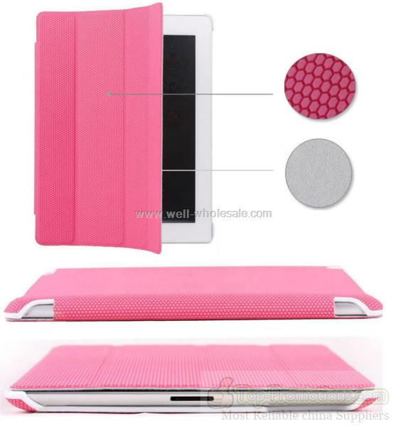 ipad3 leather case