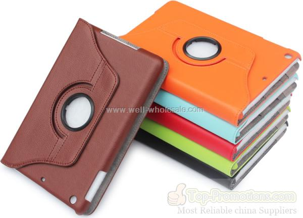 ipad mini 360 leather case