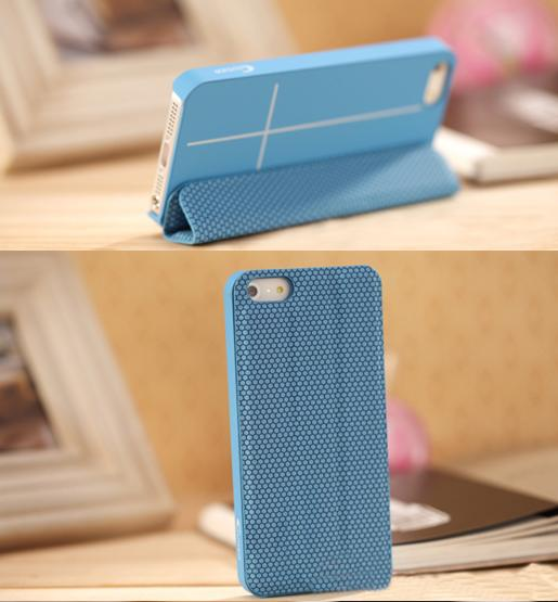 Foldable iPhone 5 case