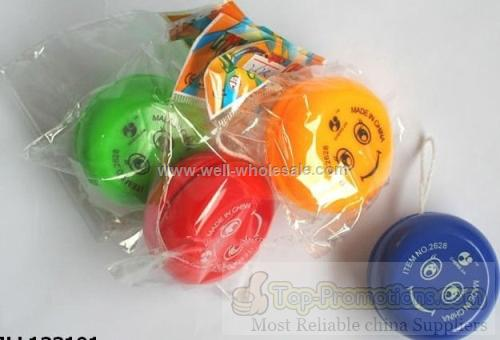 plastic YOYO stress ball