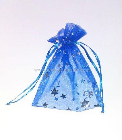 mini organza bag,organza pouch