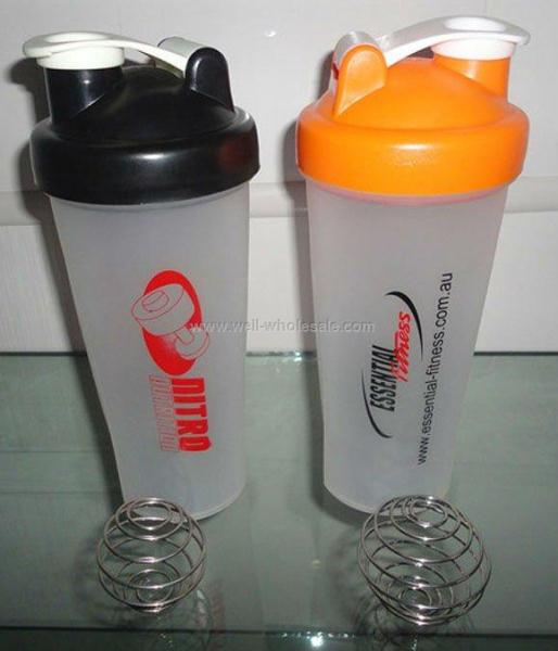 PP protein shaker bottle with BPA free 400ml