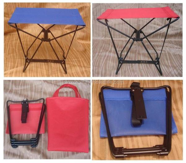 Folding stool Folding chair