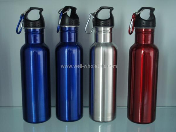 hot aluminum sports bottle