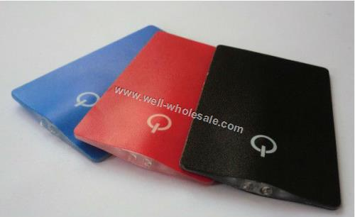 Promotional items with logo Credit card torch