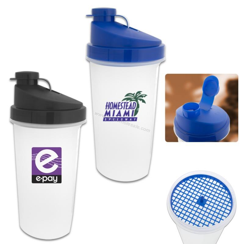 Protein Shaker Logo: US $0.5-1.5/Piece,plastic Sport Water Bottle,custom Logo