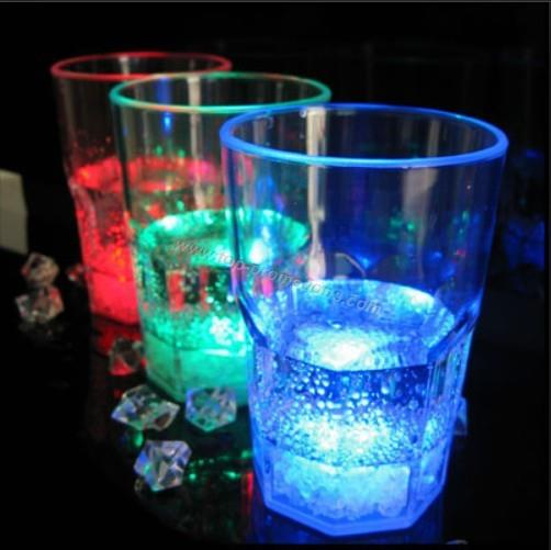 Flashing Rocks Cup, LED Cup