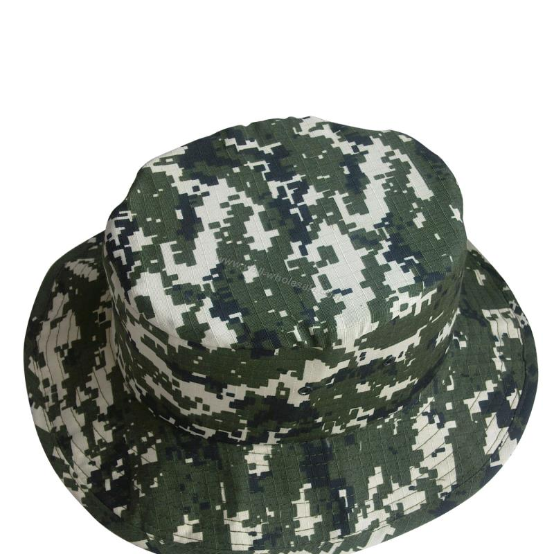 Camouflage Hat Headwear Fisherman Hats