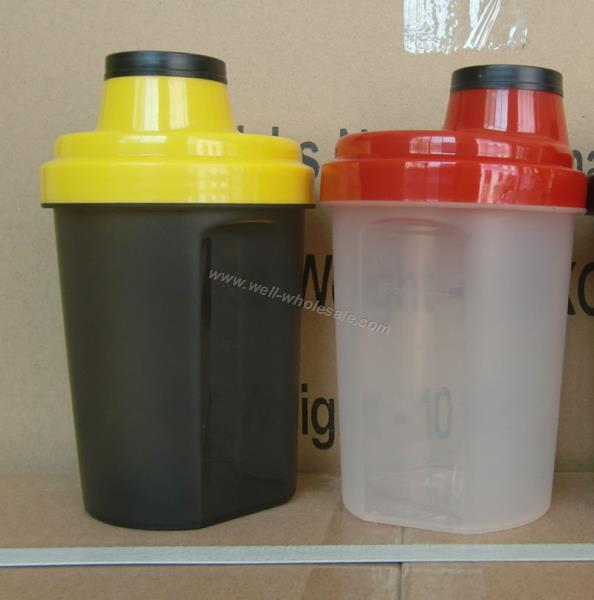500ml shaker bottle