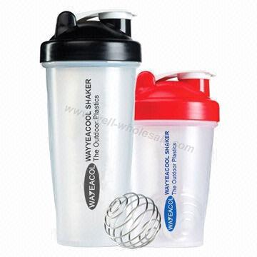 400ML Shaker bottle