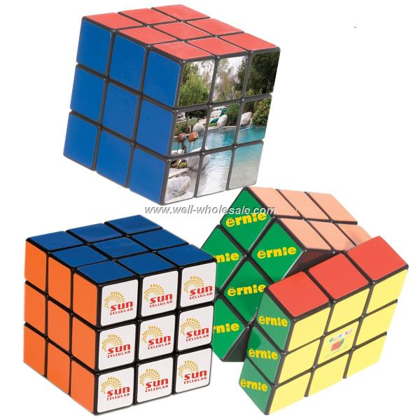 Rubik's 9 Panel Full Size Stock Cube
