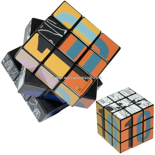 Express Rubik's 9 Panel Full Custom Cube