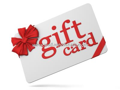 Wholesale Gift Card