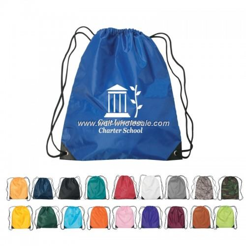 Wholesale,Nylon Drawstring Bag