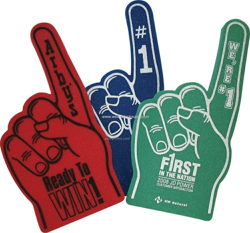 Foam Fingers Wholesale Foam Fingers Manufacturers