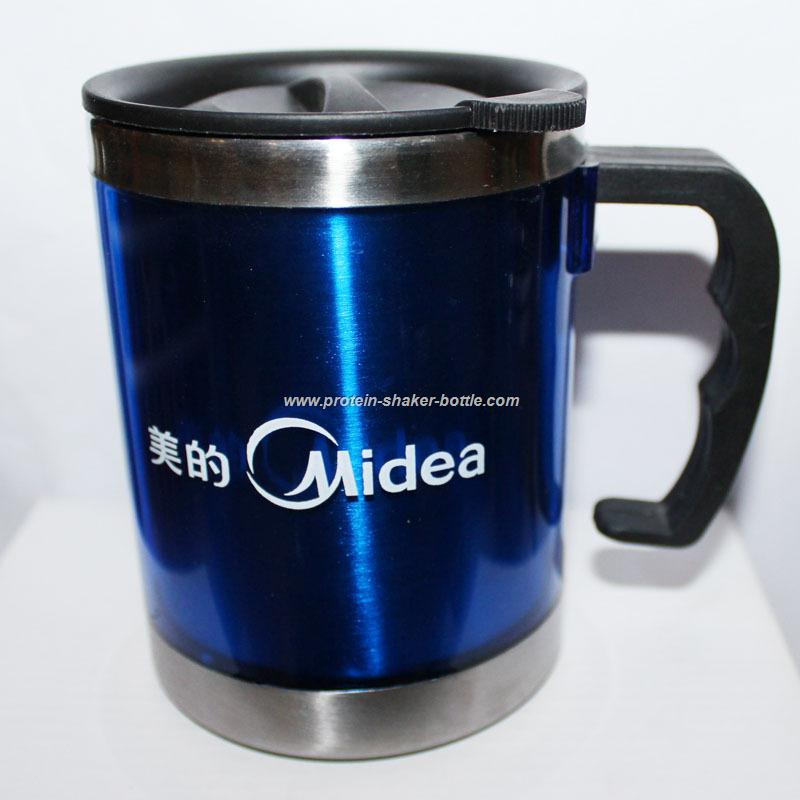 personalized mugs 450ml stainless steel customized mugs,mug printing