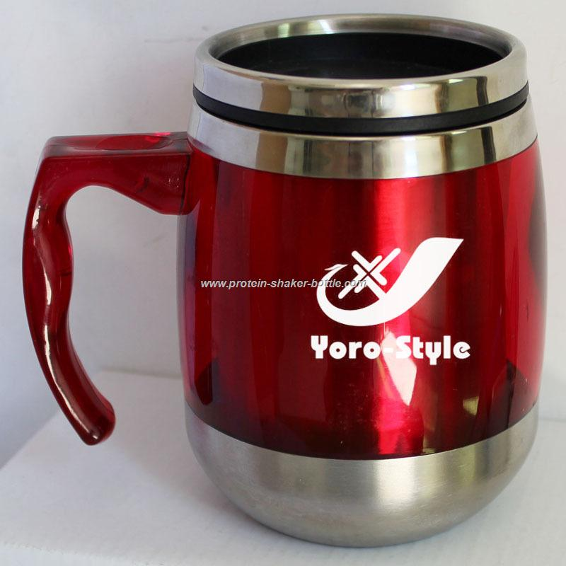 16oz Insulated Double Wall Custom Mugs
