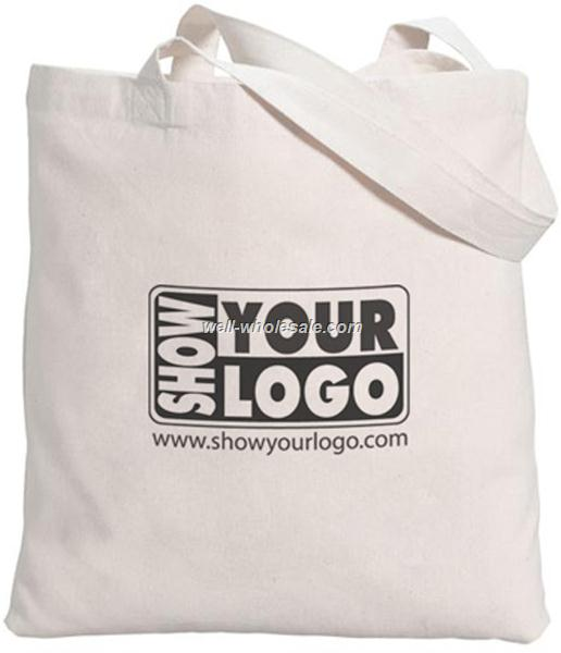 Custom Cotton Canvas Shopping bags