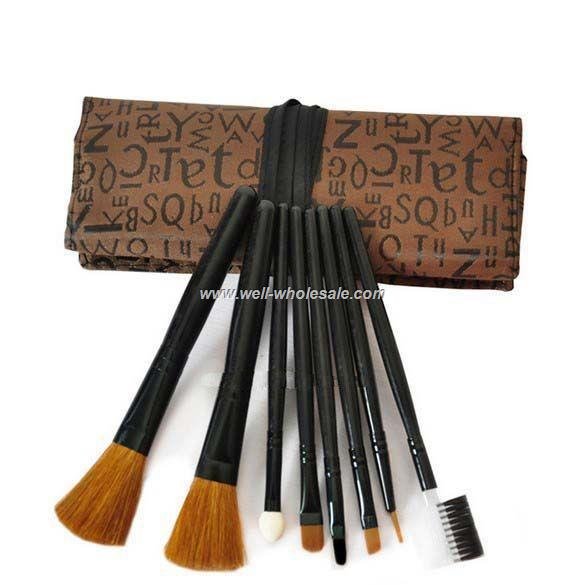 Fashion comestic brush,8 pieces make up brush