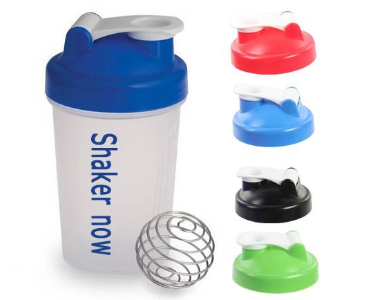 400ML 600ML Plastic Blender Bottle Protein Shaker Bottle